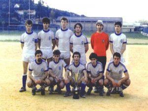 Campeões Distritais 1986/1987